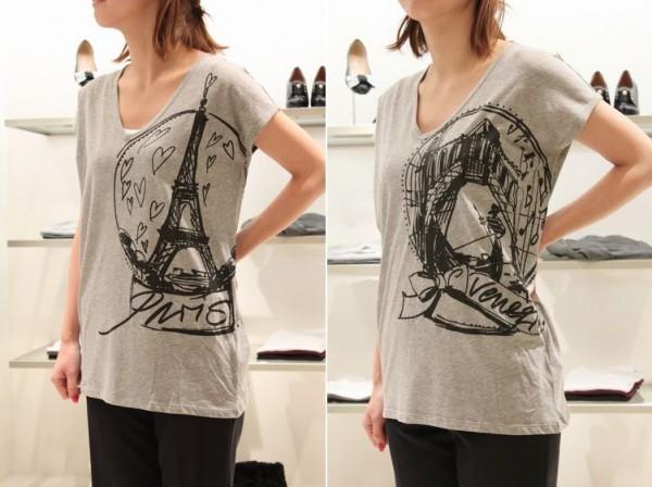 旅行に行くなら・・・。SCHUMACHERのプリントTシャツ