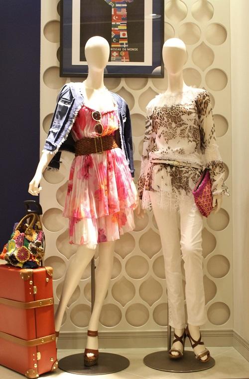エレ女スタイルで夏を優雅に乗り切って!!EDWARD ACHOUR☆