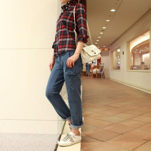 シーズンレスで使えるシンプルシャツ!!ORIAN☆
