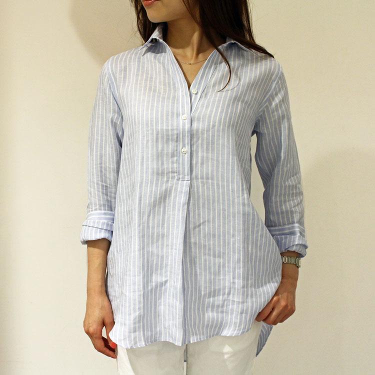 大人可愛いストライプシャツ!!SONRISA☆