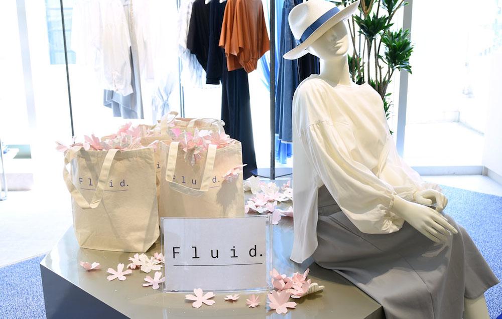 #Fluid. #Fair@osaka #Limiteditem