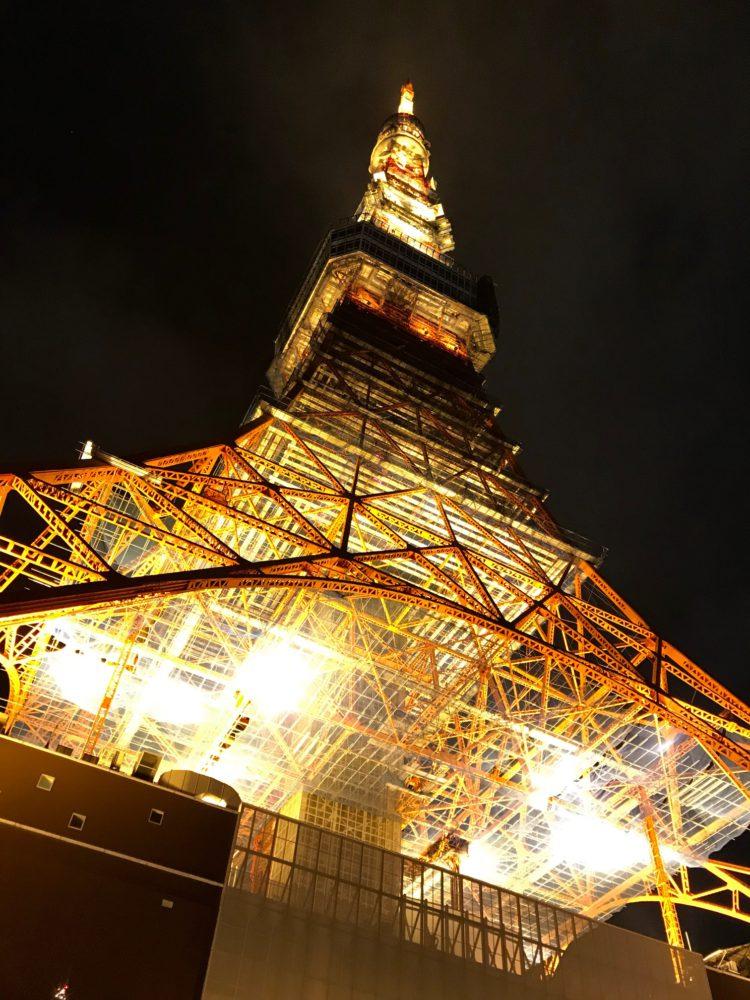【staff blogリレー】 祝・還暦!! 東京タワー☆