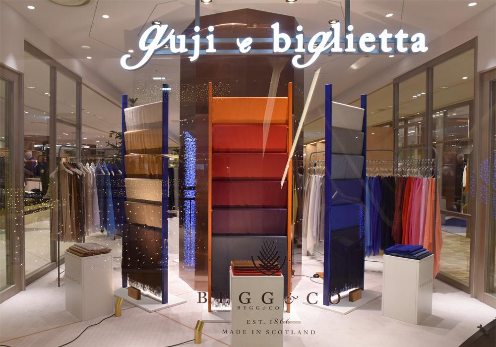 BEGG&COオーダー会のお知らせ@guji 大阪店
