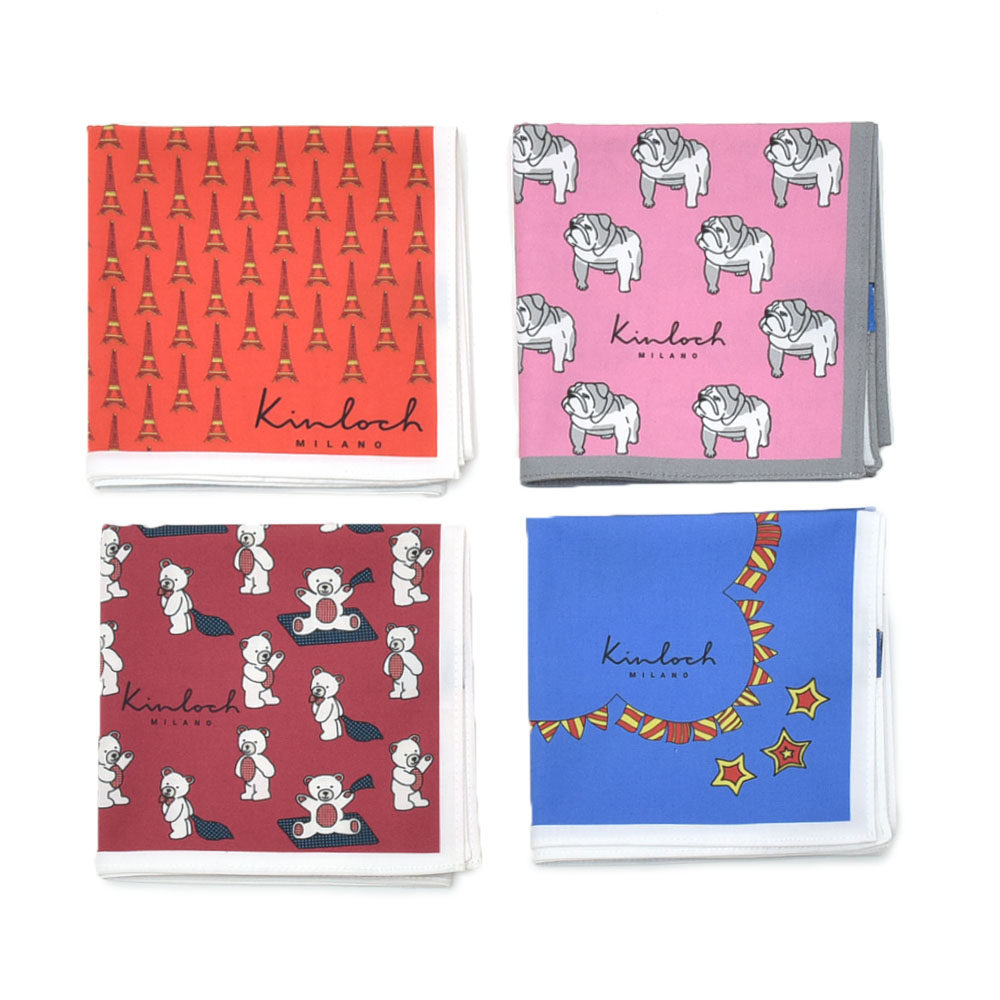 #Kinloch #2020S/S #handkerchief #new in