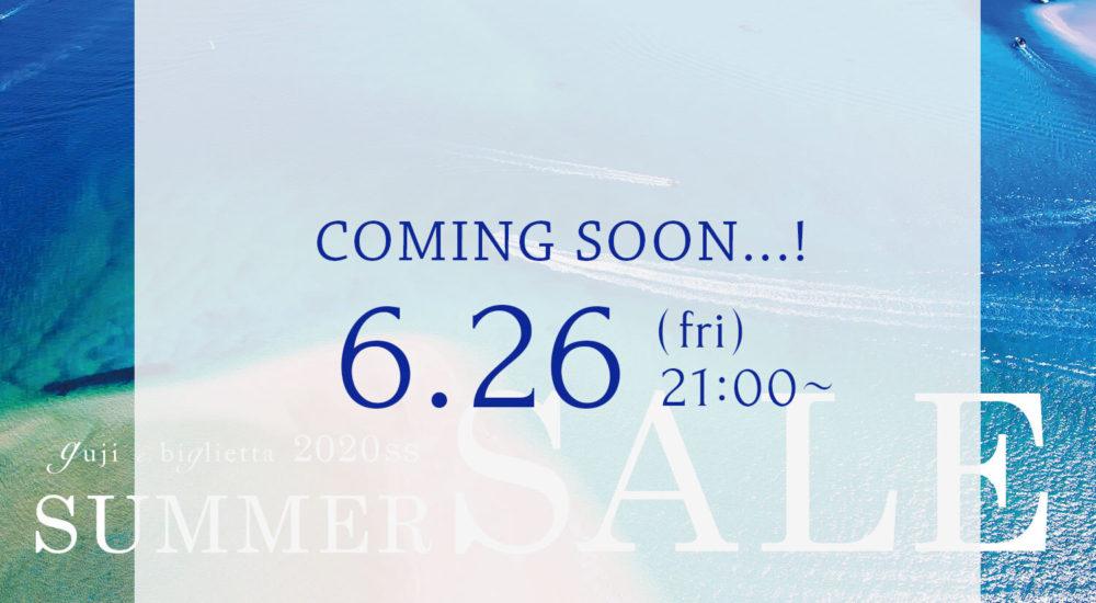#2020 SPRING & SUMMER SALE #event information♡