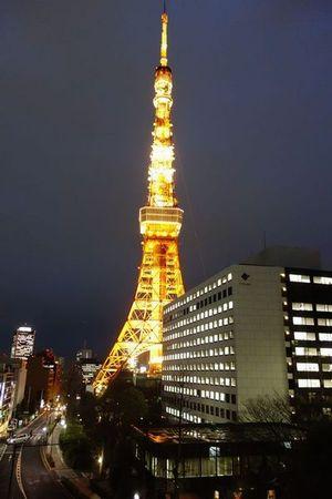 東京タワー!!