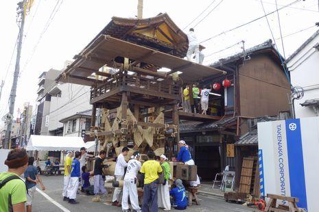 2013年7月13日祇園祭りLIVE?