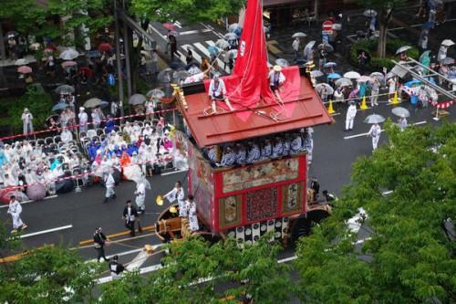 祇園祭!これからです!?